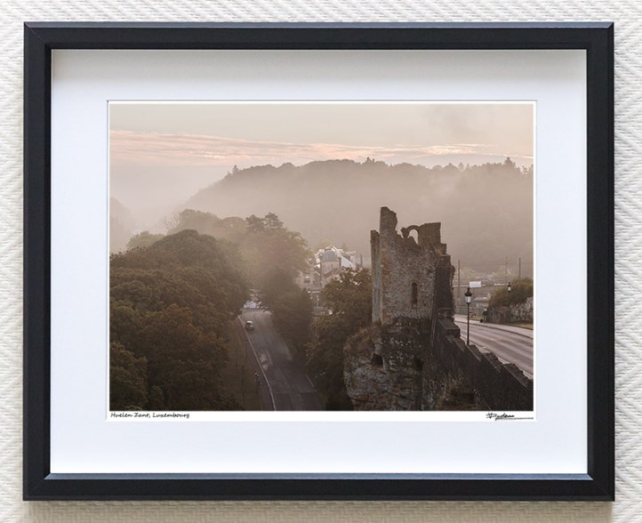 fine art signed prints of luxembourg