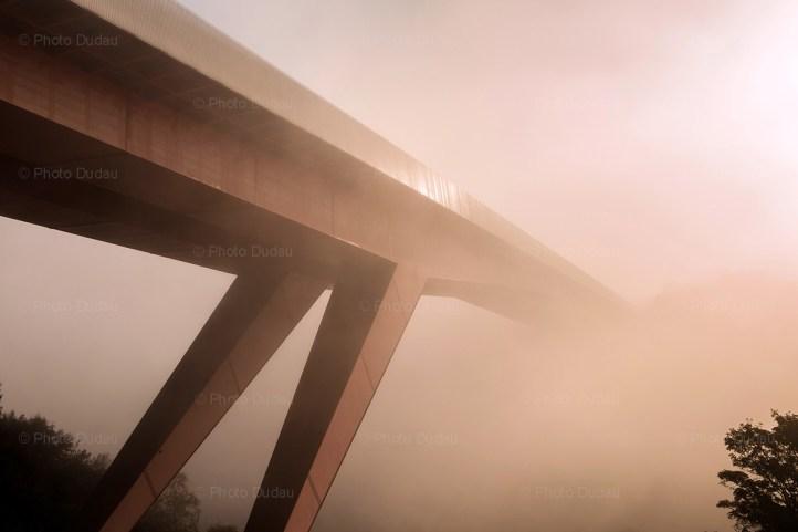 red bridge luxembourg city