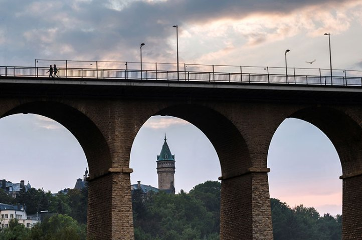 Landmarks of Luxembourg