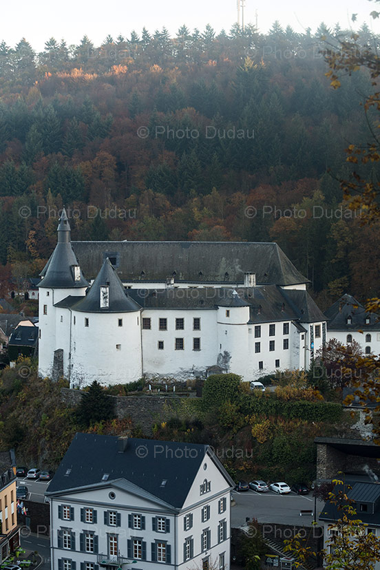 clervaux castle luxembourg