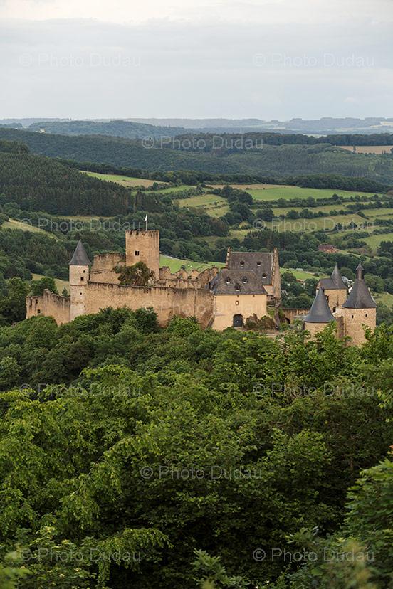 bourscheid castle luxembourg