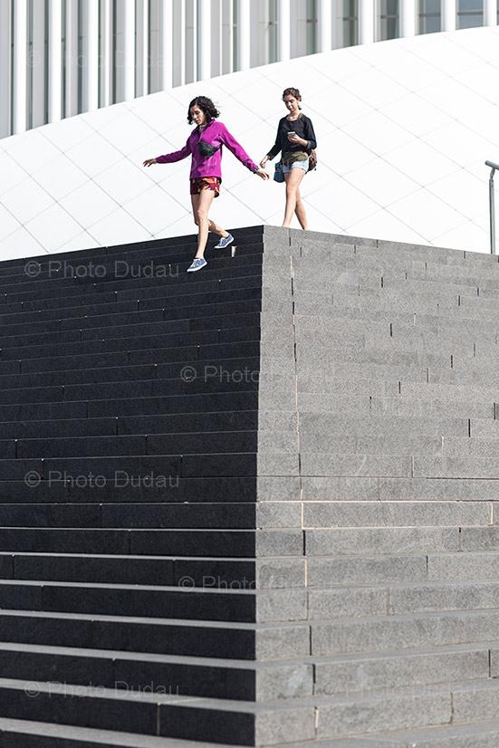 stairs philharmonie