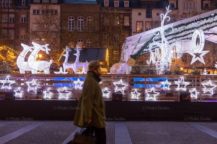 Luxembourg Christmas Ice Ring