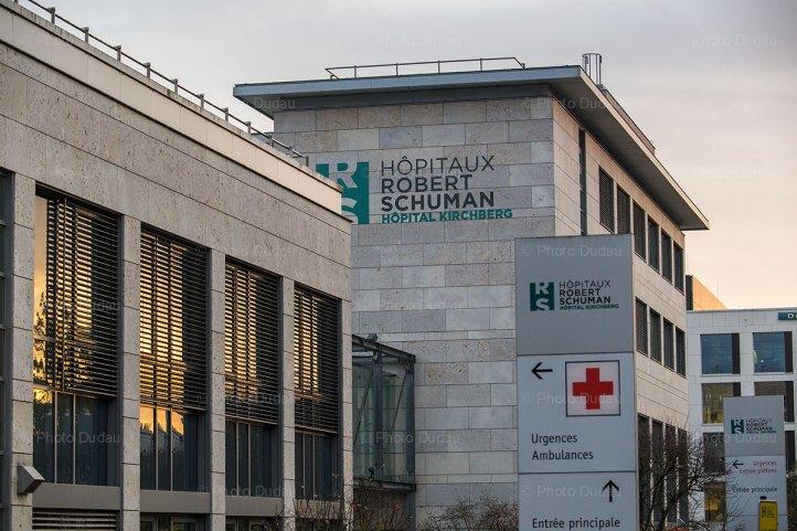 Kirchberg Hospital