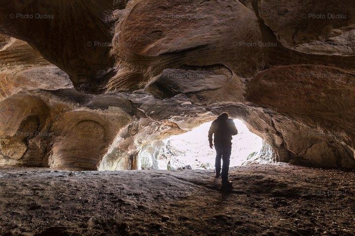 Berdorf Cave in Mullerthal region