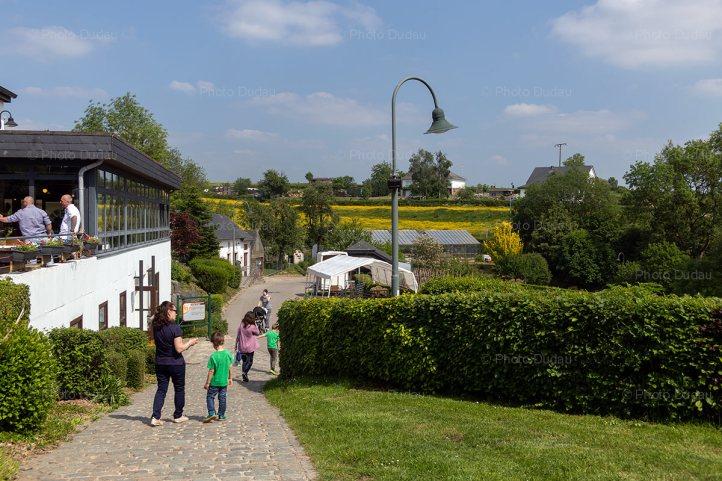 Robbesscheier Tourist Center Munshausen