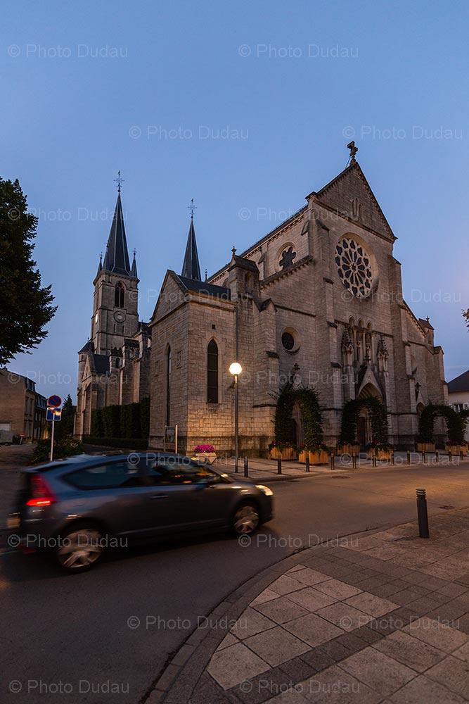 Esch-sur-Alzette church
