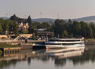 Grevenmacher Moselle river