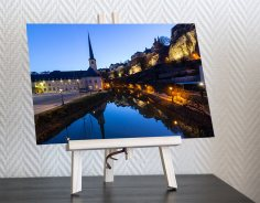 Christmas gift luxembourg desk prints