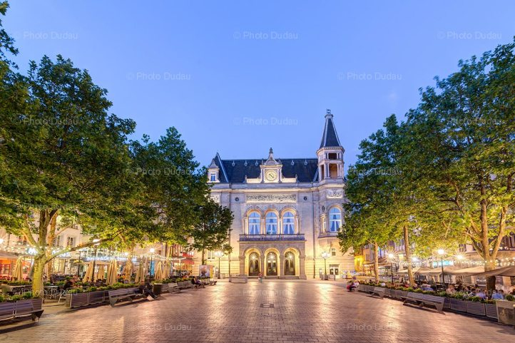 Cercle Cite Luxembourg city