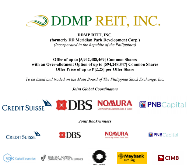 DDMP REIT IPO Review 1