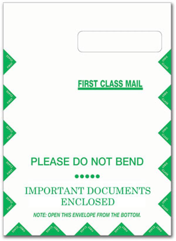 Large CMS1500 Self Seal Envelope