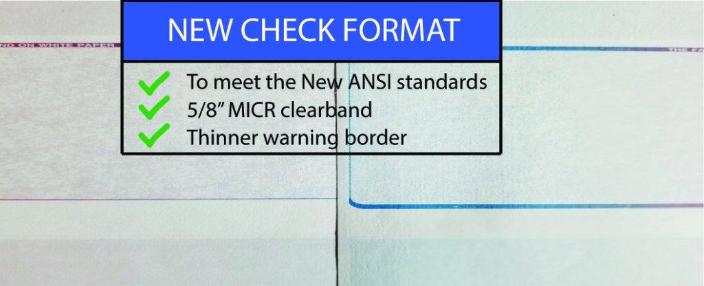 Check Stock Paper New Design