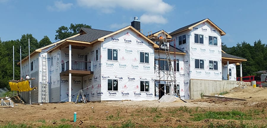 New Home Construction in St. Louis