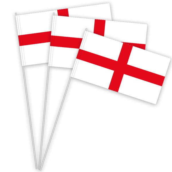England Papierfahnen kaufen