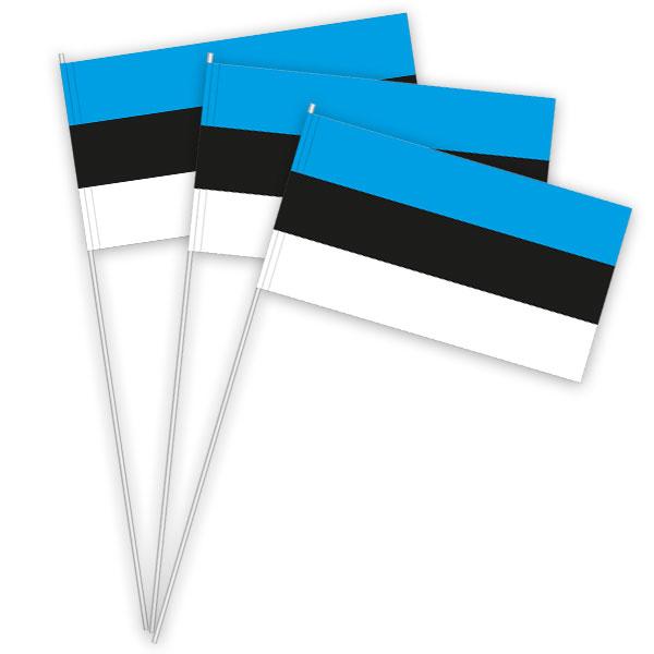 Estland Papierfahnen kaufen