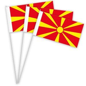 Mazedonien Papierfahnen kaufen
