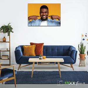 Canvas Print Single Panel – Standard
