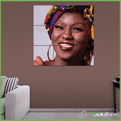 nigerian Canvas Prints