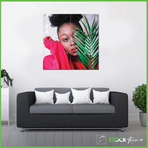 Canvas Prints Split – 4 Square Panels (SMALL)