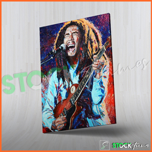 Canvas Prints Single Panels (Musical Artworks) – 18×24 etc.