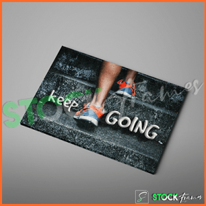 Canvas Prints Single Panels (Keep Going) – 18×24 etc.