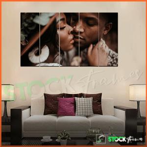 Split Canvas Prints (5 in 1) Multi Panels – 1 IMAGES INSERT