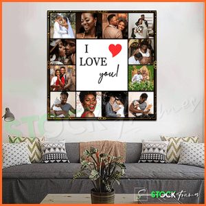 COLLAGE PICTURE FRAMES in Nigeria – I Love You Wall Arts