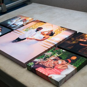 Canvas Gallery Wall Frames In Nigeria – 5 Sets, 5 Images