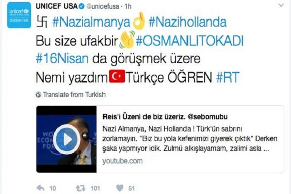 High-profile Twitter accounts hacked by Erdoğanist hackers