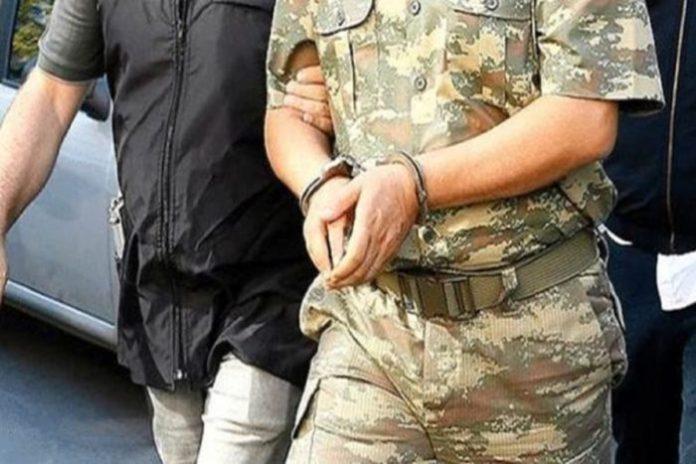 Arrested officer