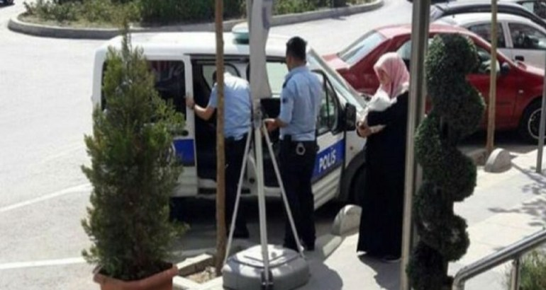 Detained woman, newborn baby transferred to police station 240 km away from home in Turkey