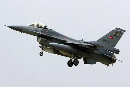 Turkish jets hit 108 Kurdish targets in Afrin, land forces' involvement imminent