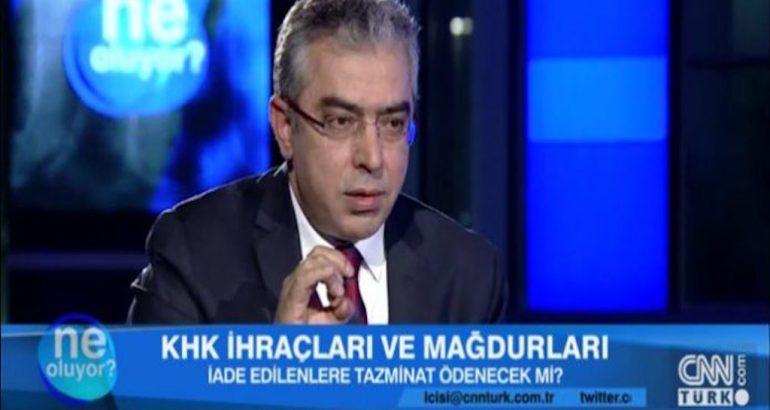 Erdoğan advisor likens Turkey purge to Aborigine, Native American, Armenian cases
