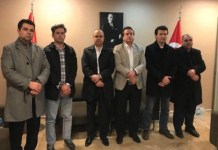Abducted Turks in Turkish Embassy, Kosovo