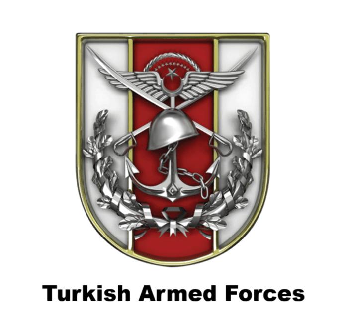 Turkish Armed Forces TSK emblem