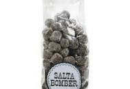 соленые конфеты, обезьянки, шведские сладости