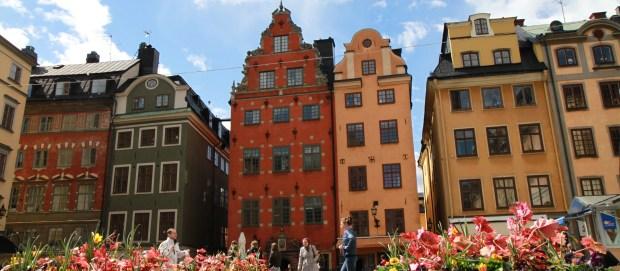 Экскурсия по Старому городу в Стокгольме