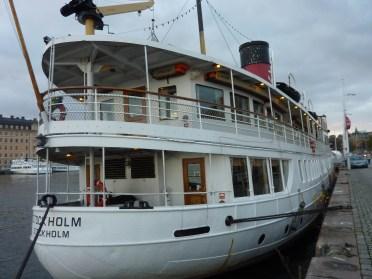 русская экскурсия по Стокгольму с корабля на бал