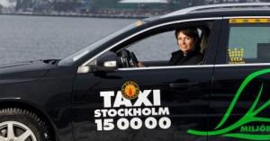 taxi как заказать такси в Стокгольме сколько стоит телефон