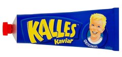 шведская икра в тюбике недорогой сувенир из стокгольма