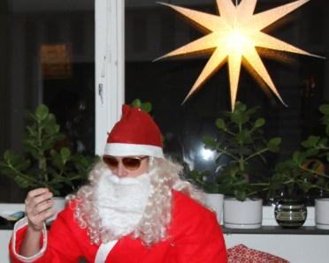 Рождественская_звезда в окне