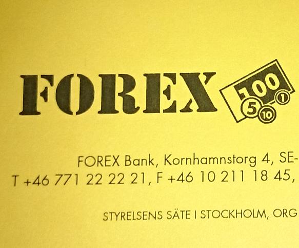 Форекс обмен валют швеция биржевые котировки валюты и акций на форекс