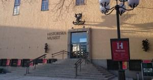 Исторический или музей Викингов в Стокгольме main
