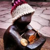 самая маленькая скульптура в стокгольме