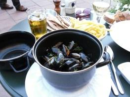 Sturehofхороший рыбный ресторан в Стокгольме