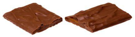 шоколад Daim внутри