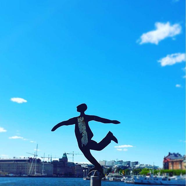 Стокгольмское лето 2016