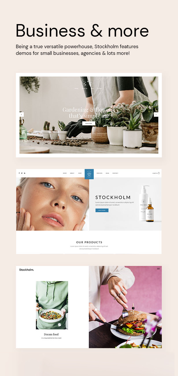 Stockholm - A Genuinely Multi-Concept Theme - 15