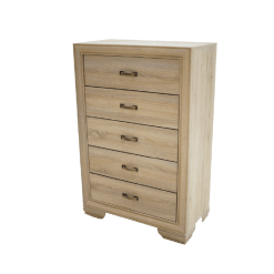 Evora Tall Chest of Drawers